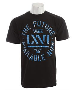 Vans Future Spray T-Shirt Black