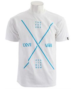 Vans Future X T-Shirt White
