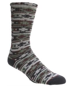 Vans Gifford Crew Socks Native Camo