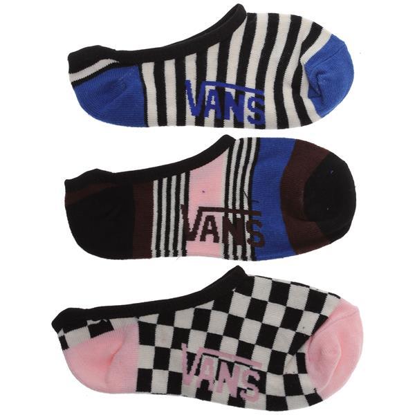 Vans Greenpoint Gal Canoodle 3Pk Socks