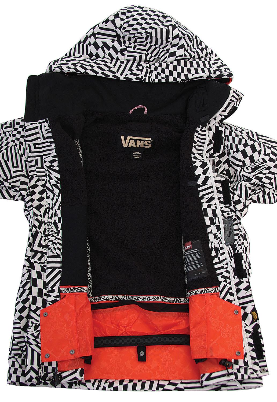 vans snowboard jacket