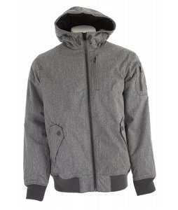 Vans Haliford Jacket Grey Herringbone
