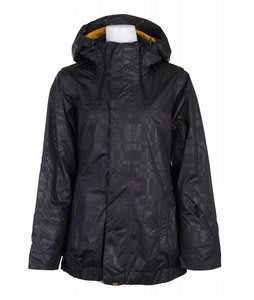 Vans Hana Insulated Snowboard Jacket Vans Black