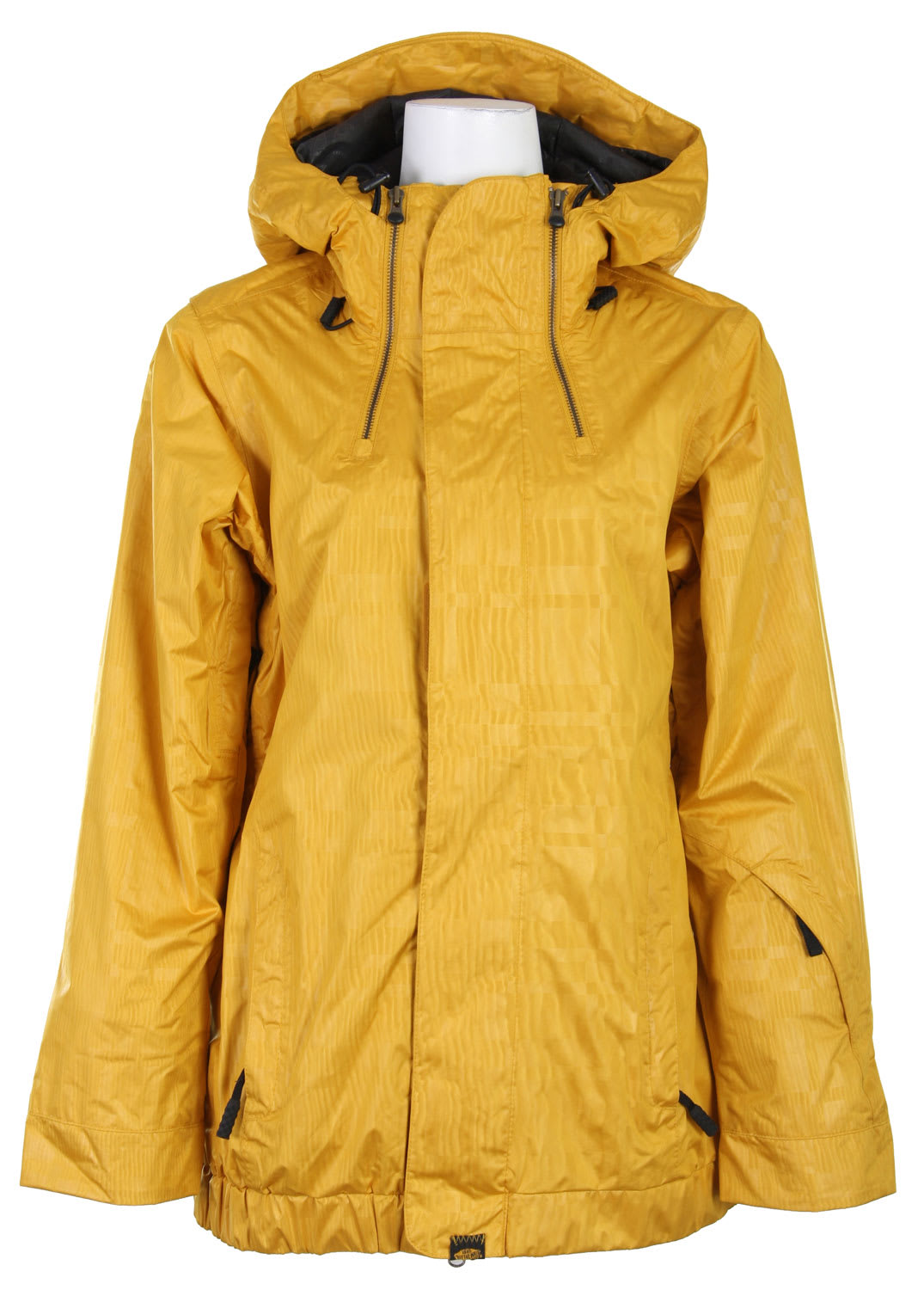 Vans Hana Insulated Snowboard Jacket Gold Wnd - Women's
