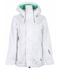Vans Hana Insulated Snowboard Jacket Brt Wht Wnd