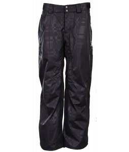 Vans Hana Insulated Snowboard Pants Vans Black