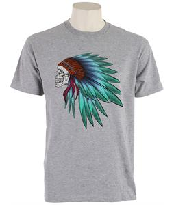 Vans Headdress II T-Shirt Athletic Heather