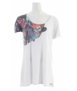 Vans Heliana Grim T-Shirt Bright White