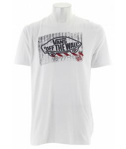 Vans Heritage Box T-Shirt White