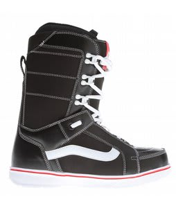 Vans Hi Standard Snowboard Boots Black/White