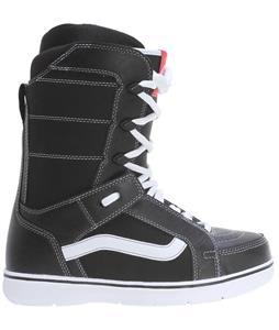 Vans Hi-Standard Snowboard Boots Black/White