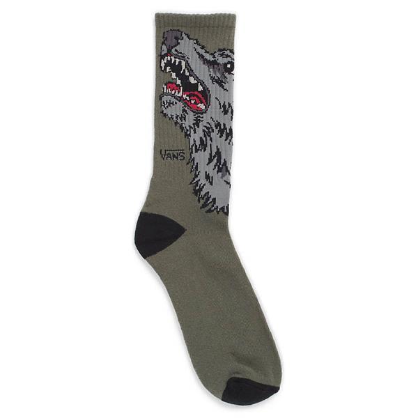 Vans Howl Crew Socks