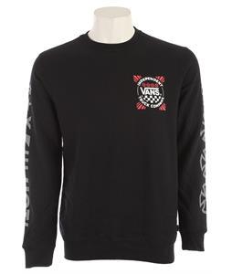 Vans Indy Crew Sweatshirt Black