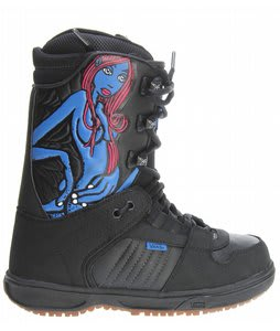 Vans Jamie Lynn Snowboard Boots Black/Art