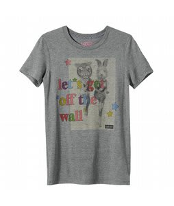 Vans Jazzee T-Shirt Dark Athletic Grey
