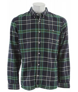 Vans Leland Shirt Dress Blues Plaid