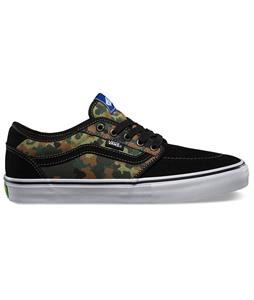 Vans Lindero 2 Shoes (Pedro Barros) Black/White