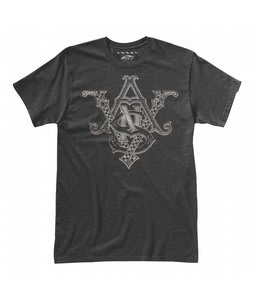 Vans Locker T-Shirt Black Heather