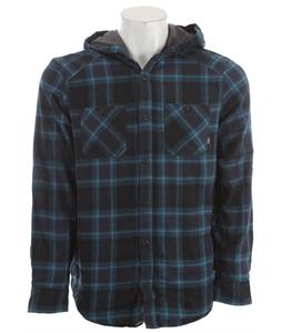 Vans Loose Screw IV Flannel Dress Blues