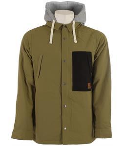 Vans Loreto Jacket Olive Drab