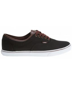 Vans Lpe Shoes (C&L) Black