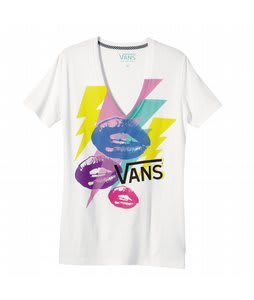 Vans Mania T-Shirt Bright White