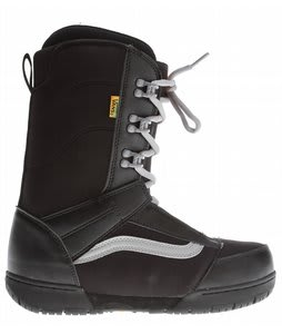 Vans Mantra Snowboard Boots Black/Rasta