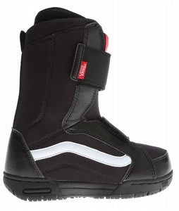 Vans Mantra Snowboard Boots Black/White