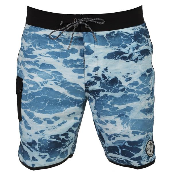 Vans Mixed Scallop 19in Boardshorts