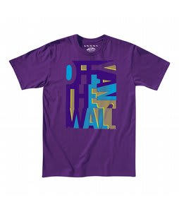 Vans Mixup T-Shirt Purple