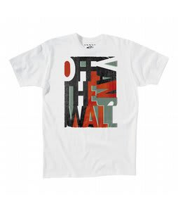 Vans Mixup T-Shirt White
