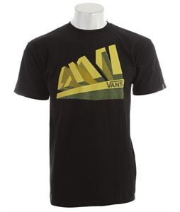 Vans Monumentality T-Shirt Black