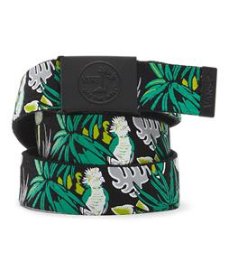 Vans Multi Palm Web Belt Black/Van Doren