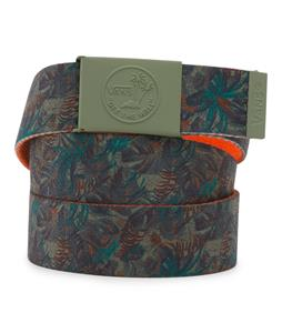 Vans Multi Palm Web Belt Flame/Tropical Camo