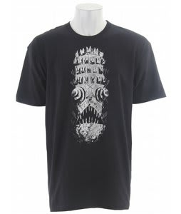 Vans Neck Face Mask T-Shirt Black