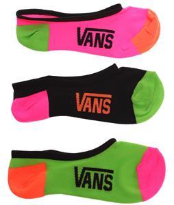 Vans Neon 3Pk Socks