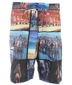Vans Off The Wall 21in Boardshorts