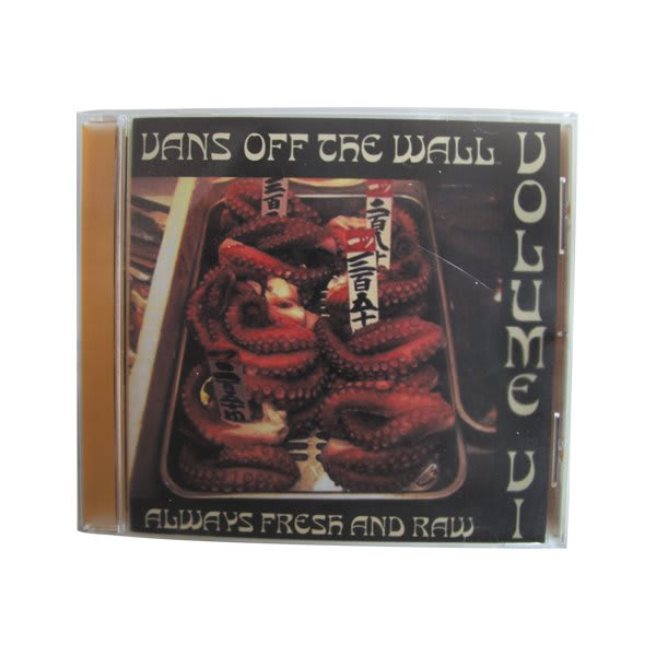 Vans Off The Wall CD Volume 6