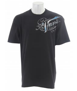 Vans Og 66 T-Shirt Black