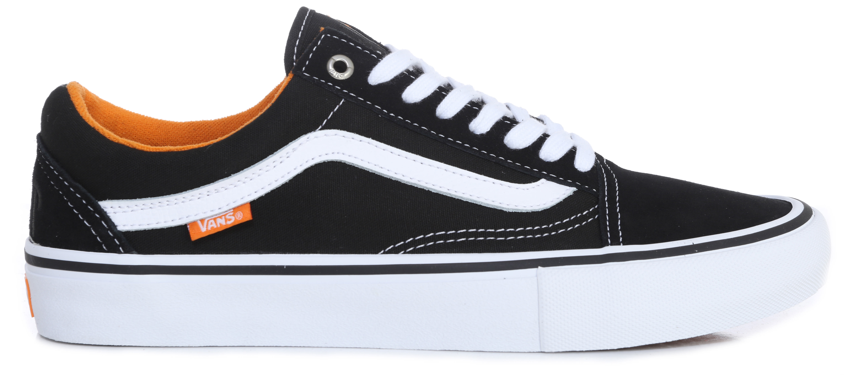 On Sale Vans Old Skool Pro Shoes up to 45% off