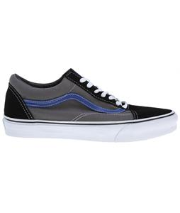 Vans Old Skool Shoes Black/Pewter/True Blue