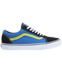 Vans Old Skool Skate Shoes Black/Skydiver