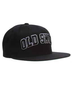 Vans Old Skool Starter Cap Black