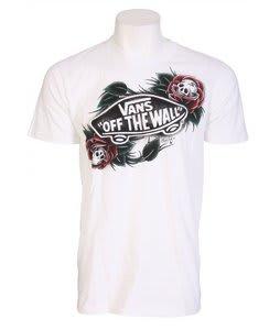 Vans Oliver Peck Rose Logo T-Shirt