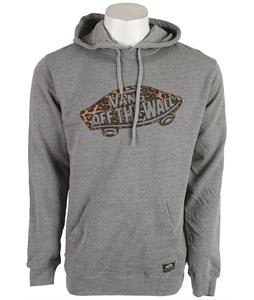 Vans Otw Pullover Hoodie Concrete Heather/Cheetah