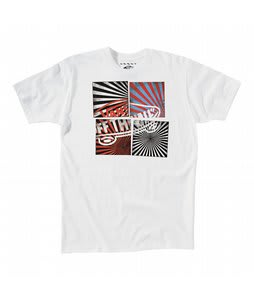 Vans OTW Quadrant T-Shirt White