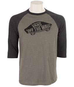 Vans OTW Raglan Army Heather/Heather Black
