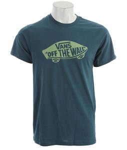 Vans OTW T-Shirt Atlantic Deep/Urchin Green