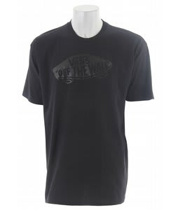 Vans OTW Heavyweight T-Shirt Black