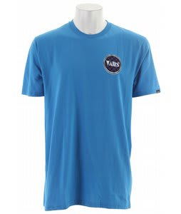 Vans Outer Reef T-Shirt Brilliant Blue